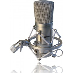 Mikrofon Pojemnościowy HSMC-001W