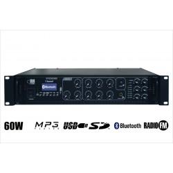 Wzmacniacz 100V ST-2060BC